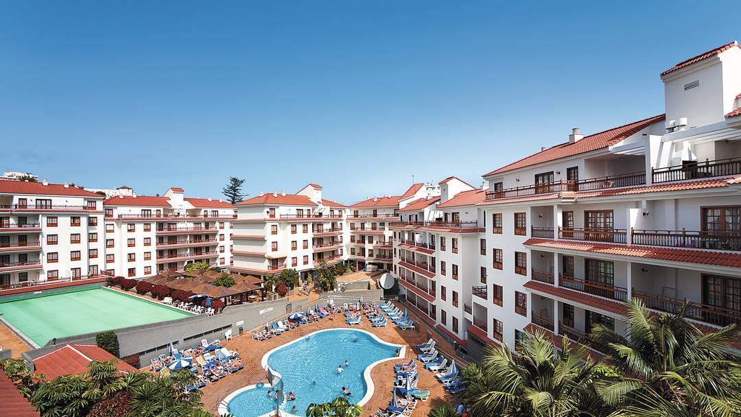 Casablanca apartments in puerto de la cruz tenerife - Airport transfers tenerife south to puerto de la cruz ...