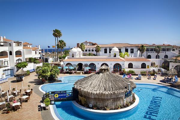 Clansani Tenerife Hotel