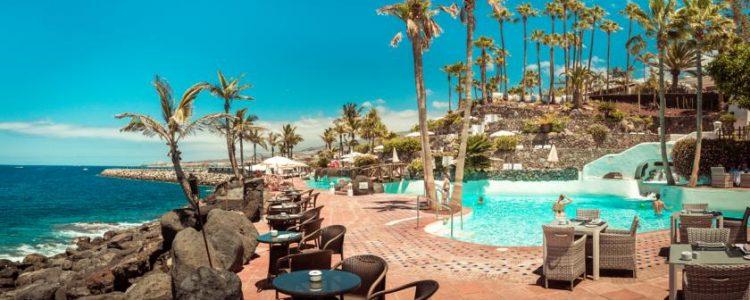 Hotel jardin tropical in costa adeje moorish style for Jardin caleta tenerife sur