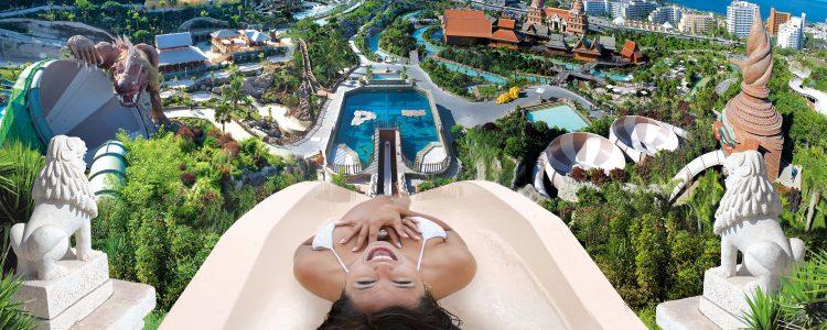 Siam Park Tenerife Giant Slide