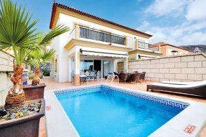 Sunshine Villa, Playa Fanabe