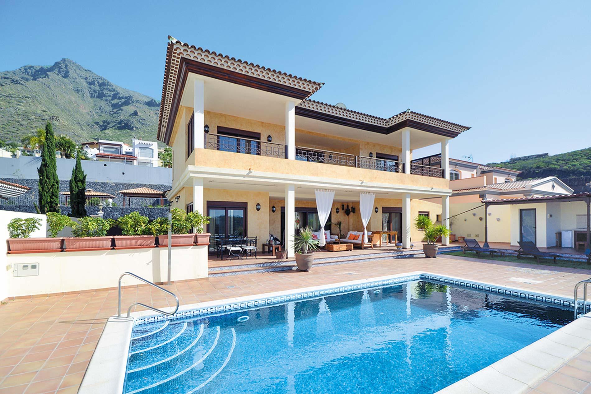 Villa Casa Grande Roque Del Conde In Fanabe Tenerife