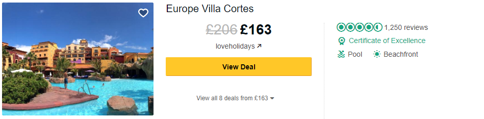 see the latest reviews at Europe Villa Cortes and compare prices from multiple suppliers